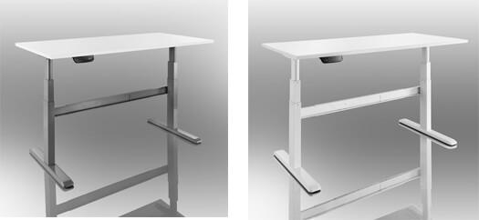 Elektrische in hoogte verstelbare tafels