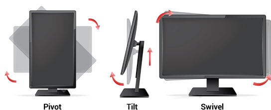 Ergonomie monitoren