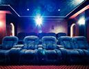 High end home cinema beamer