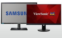 Alle monitoren naar merk