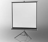 celexon Economy projectiescherm met statief 184 x 184 cm