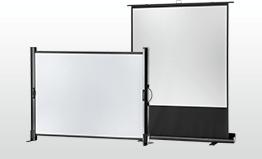 Ultramobiele projectieschermen