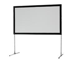 mobiel frame projectiescherm