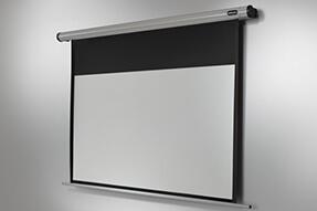 celexon elektrisch projectiescherm HomeCinema 240 x 135 cm