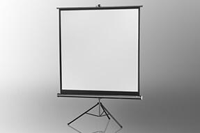 celexon Economy projectiescherm met statief 158 x 158 cm