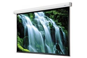 DELUXX Advanced Cyber Polaro elektrisch projectiescherm 234 x 132 cm - Exlusive series