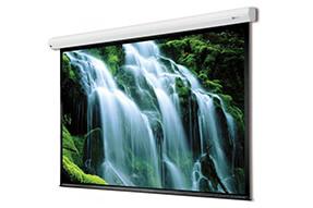 DELUXX Advanced Cyber Polaro elektrisch projectiescherm 295 x 166 cm - Exlusive series