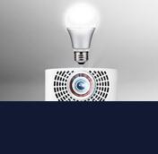 LED-beamers