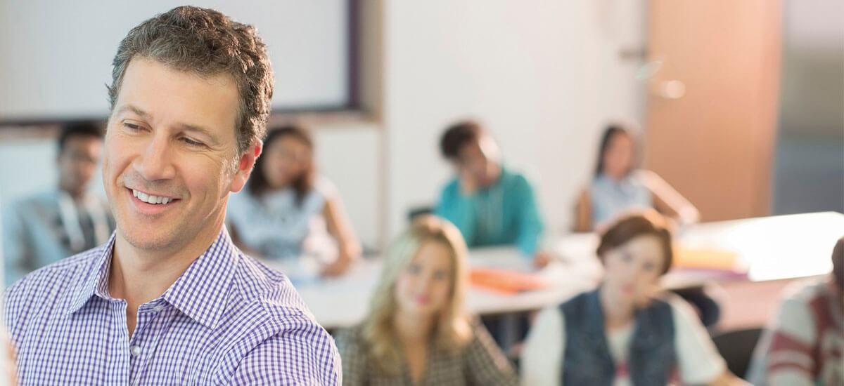 Oplossingen voor de educatieve sector